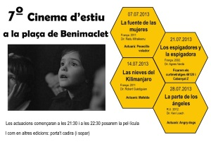 cartel cinema 2013