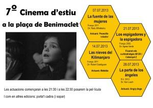 cartel cinema 2013