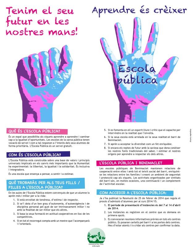 ESCOLA PUBLICA